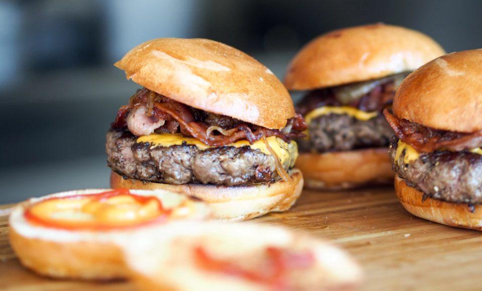 De 5 lekkerste hamburgers op een rijtje!